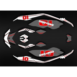 Kit decoration, Full Spark Ten Edition for Seadoo Spark - IDgrafix