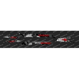 Kit deco Pinzell Edició de la Llum (Vermell)- Especialitzada Turbo Levo -idgrafix