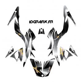 Kit de decoración de Revestimiento de color Gris - IDgrafix - Can Am Spyder RS