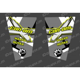 Kit Stickers Dessous d'Ailes - Camo series - IDgrafix - Can Am Renegade XXC