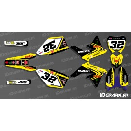 Kit deco Weston Peick Replica for Suzuki RM/RMZ - IDgrafix