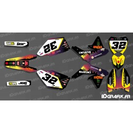 Kit deco Weston Peick VEGAS Replica for Suzuki RM/RMZ - IDgrafix
