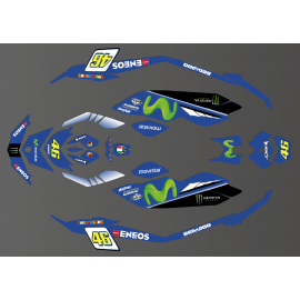Kit de decoració Nyam GP sèrie per a la Seadoo Espurna