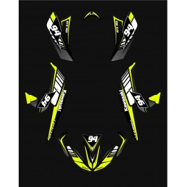 Kit decoration 100% Custom Edition - IDgrafix - Kawasaki KFX 450R