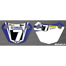 Panel / Pit Board Custom - Yamaha series - IDgrafix-idgrafix