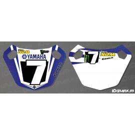 Pannello / pannello box Custom - Yamaha serie - IDgrafix -idgrafix