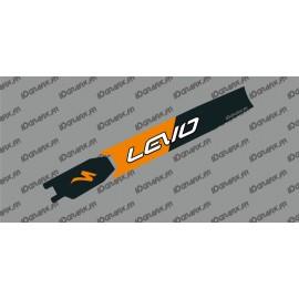 Adhesiu de protecció de la Bateria - Levo Edició (Taronja) - Especialitzada Turbo Levo -idgrafix