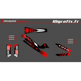 Kit déco 100% Perso Full - Specialized Turbo Levo - Girones-idgrafix