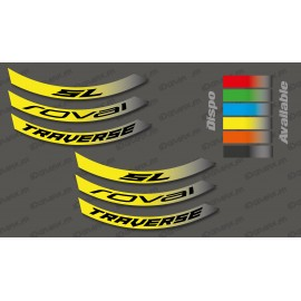 Kit Stickers Jante Roval Traverse SL-idgrafix