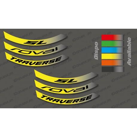 Kit Stickers Rim Roval Traverse SL-idgrafix