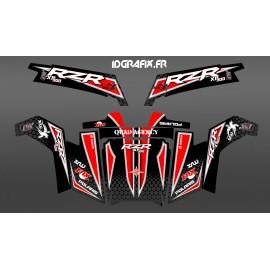 Kit décoration Light  Race Edition - IDgrafix - Polaris RZR 900 XP