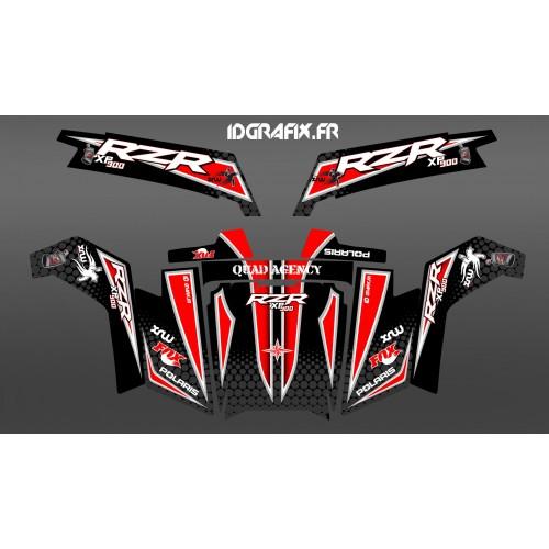 Kit deko-Light-Race Edition - IDgrafix - Polaris RZR 900 XP -idgrafix