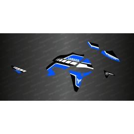 Kit dekor GP Blue edition - Yamaha MT-07 Tracer -idgrafix
