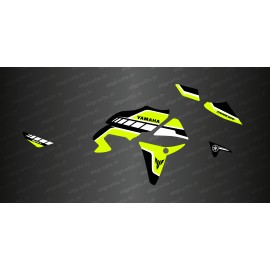 Kit decoration GP neon Yellow edition - Yamaha MT-07 Tracer-idgrafix