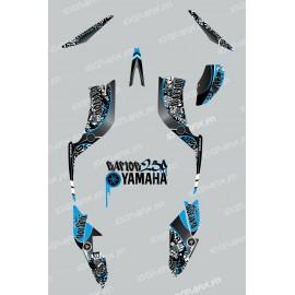 Kit decoration Tag Blue - IDgrafix - Yamaha 250 Raptor