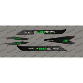 Kit déco Monster Edition Light (Vert)- Specialized Levo Carbon-idgrafix