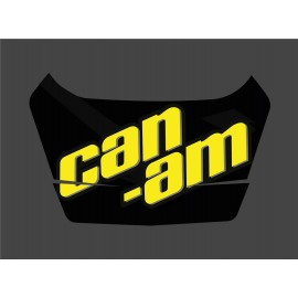 Kit dekor Can-Am - safe original BRP - Herr GAIGNE -idgrafix