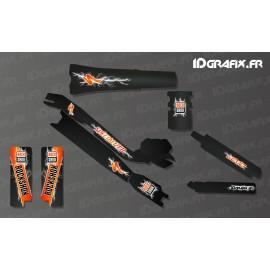 Kit deco Electrik Edició Completa (Taronja) - Especialitzada Turbo Levo -idgrafix