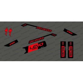 Kit déco Cursa Edició Mitjà (Vermell) - Especialitzada Levo de Carboni -idgrafix
