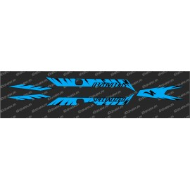 Kit deco Factory Edition Light (Blue)- Specialized Turbo Levo - IDgrafix