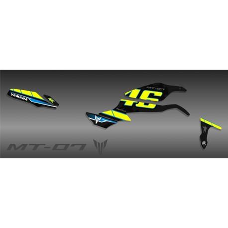 Kit décoration GP 46 Edition - IDgrafix - Yamaha MT-07-idgrafix