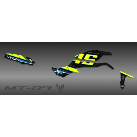 Kit decoration GP 46 Edition - IDgrafix - Yamaha MT-07 - IDgrafix