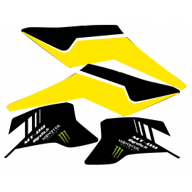 Sticker supplémentaire Réservoir MT09-idgrafix
