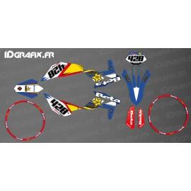 Kit déco BETA Factory (Blanc) pour BETA RR-idgrafix