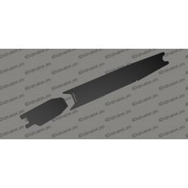 Adesivo di protezione della Batteria - Carbonio-edizione - Specialized Turbo Levo/Kenevo -idgrafix