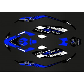 Kit décoration Full DC Edition (Bleu) pour Seadoo Spark-idgrafix