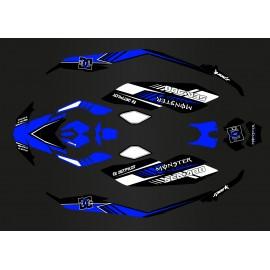 Kit de decoración Completa de DC Edition (Azul) para Seadoo Chispa -idgrafix