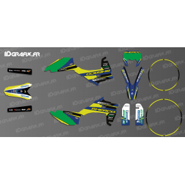 Kit décoration Factory 2018 Edition - Sherco 250-300-450