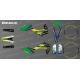 Kit décoration Factory 2018 Edition - Sherco 250-300-450-idgrafix