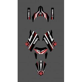 Kit deco Fàbrica Edició (Negre) per a Yamaha XT 660 (després 2007) -idgrafix