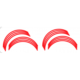 Adhesiu Ratlla Roda MT07/MT09 (Vermell) -idgrafix