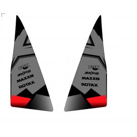 Sticker Zusätzlichen G2 Flügel AV - M. -idgrafix