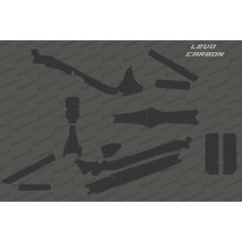 Kit Adesivo Protezione Completa (Lucido o Opaco)) - Specializzata Levo Carbonio -idgrafix