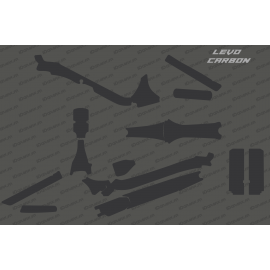Kit Sticker Protection Full (Brillant ou Mat)) - Specialized Levo Carbon-idgrafix