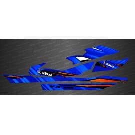 Kit décoration Factory Edition (Bleu/Orange) - VX 110-idgrafix