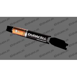 Etiqueta engomada de la protección de la Batería Duracell Edición - Specialized Turbo Levo/Kenevo