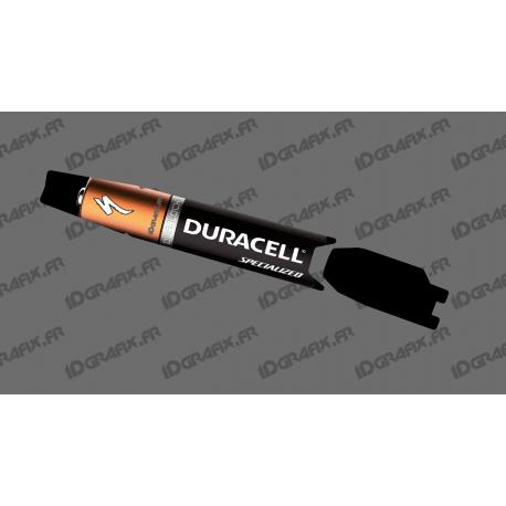 Sticker protection Batterie - Duracell Edition - Specialized Turbo Levo/Kenevo-idgrafix