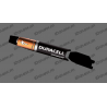 Sticker schutz der Batterie - Duracell-Edition - Specialized Turbo-Levo/Kenevo -idgrafix