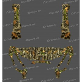 Kit decoration Mossy Oak Edition - IDgrafix - Can Am Traxter-idgrafix