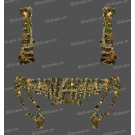 Kit dekor Mossy Oak Edition - IDgrafix - Can-Am Traxter -idgrafix