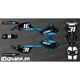 Kit decoration 100% Custom DC - YCF 125 SP3-idgrafix