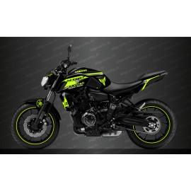 Kit déco Rockstar Edition - IDgrafix - Yamaha MT-07 (après 2018)