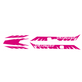 Kit deco Factory Edition Light (Pink)- Specialized Turbo Levo - IDgrafix