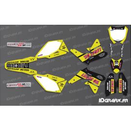 Kit deco Lucas Oil Réplica para Suzuki RM/RMZ -idgrafix