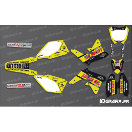 Kit deco Lucas Oli de la Rèplica per a Suzuki RM/RMZ -idgrafix