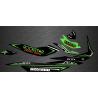 Kit décoration Rockstar Edition Full (Vert) - pour Seadoo GTI